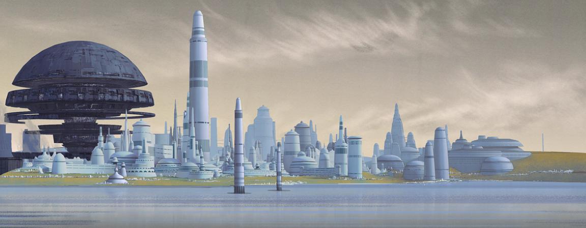 Star Wars City
